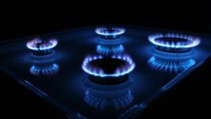 Газовое пламя